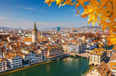 Switzerland Is Best Place For A Career Abroad
