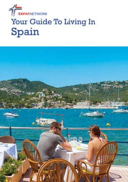 Destination Guides Spain Cover
