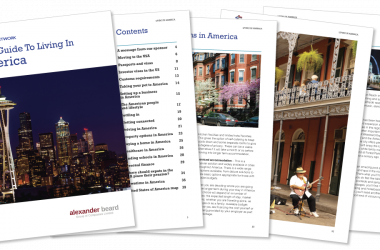 Moving To The USA? Download Our Free Guide To Living In America