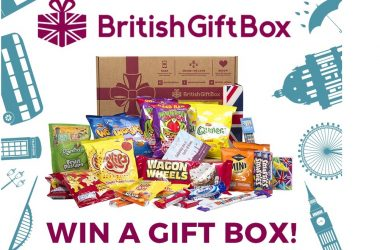 Missing The Tastes Of Home? COMPETITION To Win A British Gift Box!